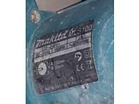 table saw makita 230 volt 4200 obr.min