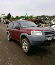 Scrap cars Van's 4x4 pickups wanted 154