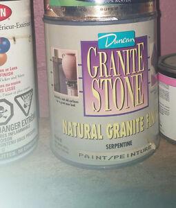 Granite Stone finish Paint