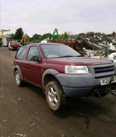 Scrap cars van 4x4 all wanted