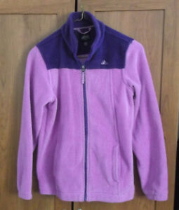 Girl's Polar fleece jacket Size 10/12 New with Tags