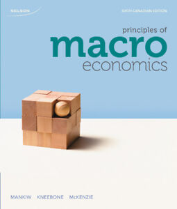 Principles of Macroeconomics, 6th Edition + STUDY GUIDE