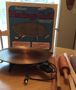 All purpose heritage grill