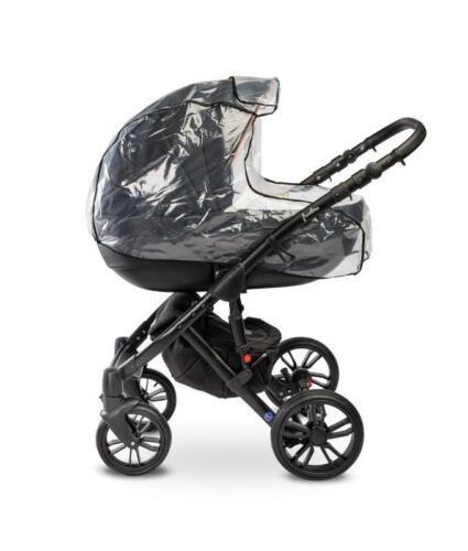 New Baby Universal Pram Carry Cot Bassinet Rain Cover