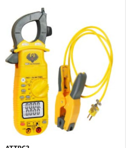 Looking to buy a Cat 3 clamp on multimeter for HVAC