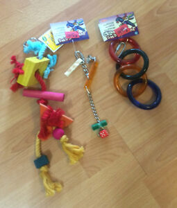 Pet Bird cage items -Toys  $5 each