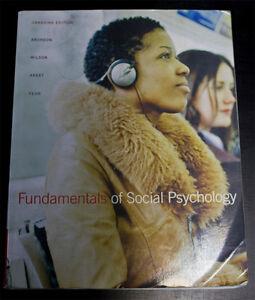 Fundamentals of Social Psychology West Island Greater Montréal image 1