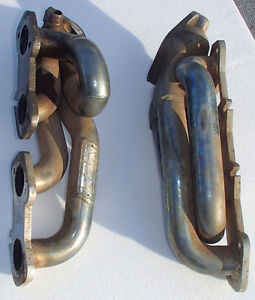 Shorty Headers for Ford Mustang '96 to '04 GT