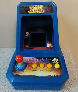 Vintage Table Top Space Invaders Arcade 1978 Excalibur Taito