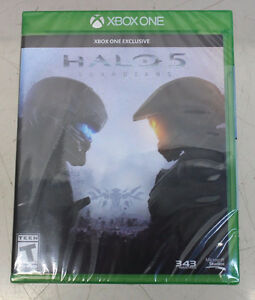 FS/FT : BNIB Halo 5