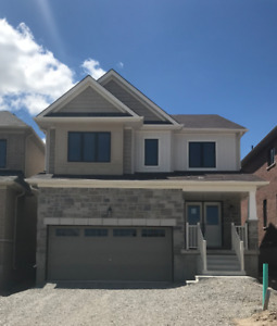 Brand New 4 Bedroom for Rent in Caledonia, Available Immediately