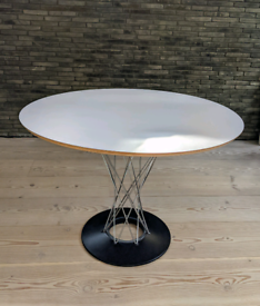 Rare Isamu Noguchi Cyclone Dining Table for Knoll Studio 105cm