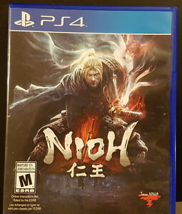 Nioh PS4 for Sale