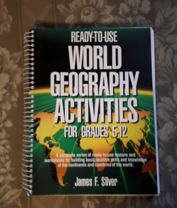 Ready to Use World Geography Activities