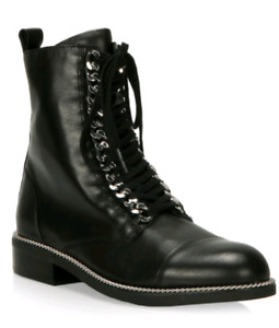 BRAND NEW black boots, womens SIZE 8