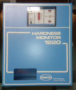 HACH HARDNESS MONITOR 1220..NEW....401/SIMCOE ST.S..OSHAWA...mak
