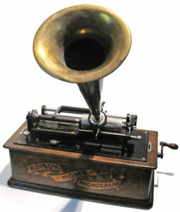 Edison Home Cylinder Phonograph