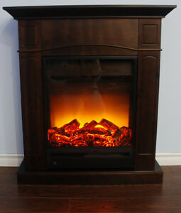 Electric Fire Place by Muskoka Cambridge Kitchener Area image 1
