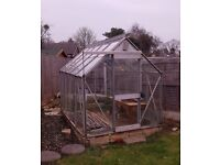 Need a greenhouse for your allotment or garden? I have one that's no longer required