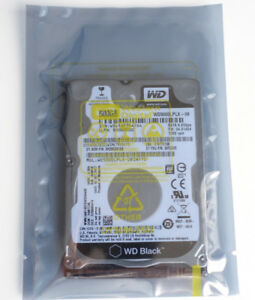 WD 500gb Black 7200RPM - New Laptop Hard Drive - WD5000LPLX