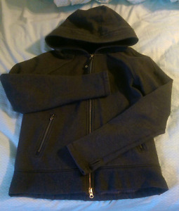 Lululemon Happy Yin Year Hoodie Heathered Black
