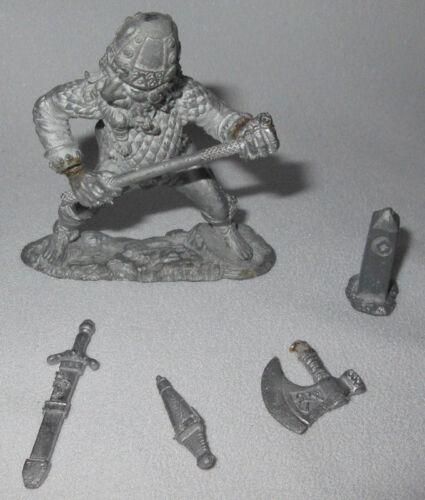 Grenadier Mirliton G-11 25mm Dwarf Giant miniature loose unpainted used 1986