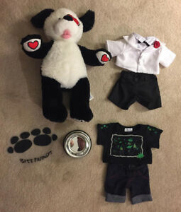 Build a Bear Bundle - Dog - Gently Played Condition