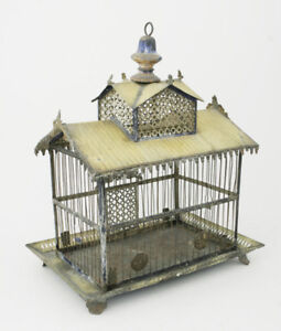 Antique Birdcage early 1900