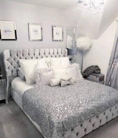 🟥⚡ AMAZING WINGED HEADBOARD DESIGNER BEDS ⚡🟥