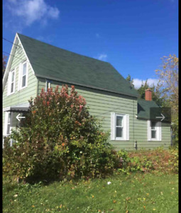 4 bedrooms house for rent in glace bay