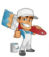 Painting services for hire..