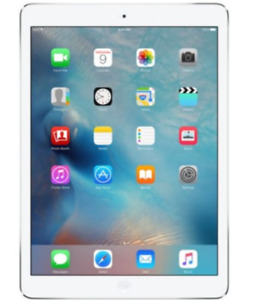 PREOWNED IPAD AIR 1 16GB PLUS LTE 3 MONTHS OF WARRANTY WHITE$225
