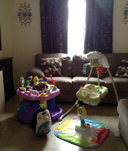 Various baby items