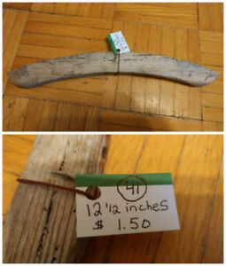 $1.50 Driftwood Pieces