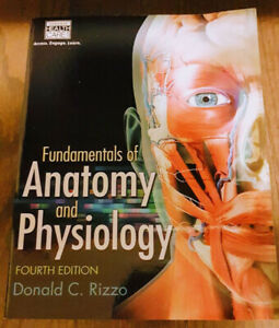 Fundamentals of Anatomy & Physiology 4th edition by Donald Rizz