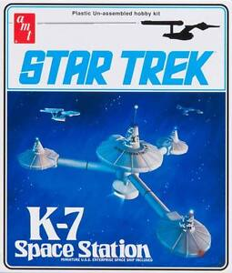 NEW AMT Star Trek K-7 Space Station AMT644 NIB