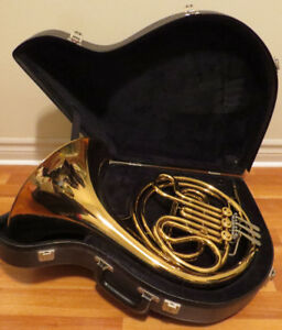 Single French Horn - King 618