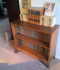 Great Books of the Western World - complete w original wood case