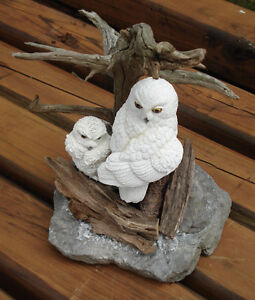 Hand Crafted Snowy Owls Kingston Kingston Area image 10