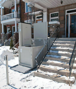 ACORN STAIR LIFTS / WHEELCHAIR LIFTS London Ontario image 7