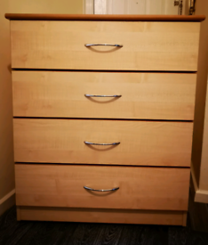 Free chest of drawers PENDING COLLECTION