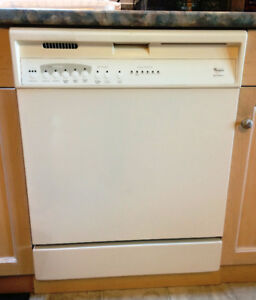 24in Whirlpool Quiet Partner II Dishwasher