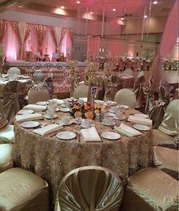 Wedding decor I'll beat any competitor price by 10% Edmonton Edmonton Area image 1