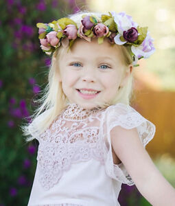 Gorgeous Floral Wreaths only $8!