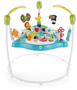 FISHER PRICE COLOR CLIMBER JUMPEROO