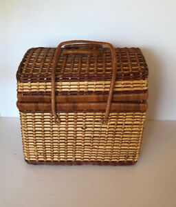 Panier en osier  -  Wicker basket