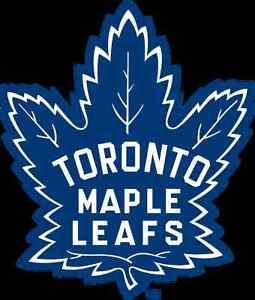 Toronto Maple Leafs - Air Canada Club Seats - 2016/2017 Season