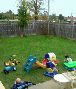 Daycare spot available / 7.55$ per day Gatineau Ottawa / Gatineau Area image 1