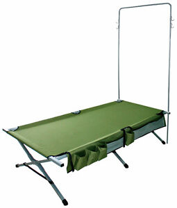Grizzly Outdoors HD Camp Cot
