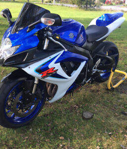06 Suzuki GSXR600 sell or trade for Truck